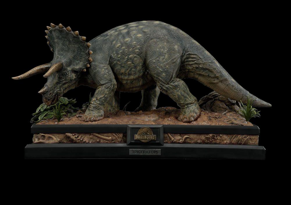 prime1-studios-jurassic-park-triceratops-1:15-statue-toyslife