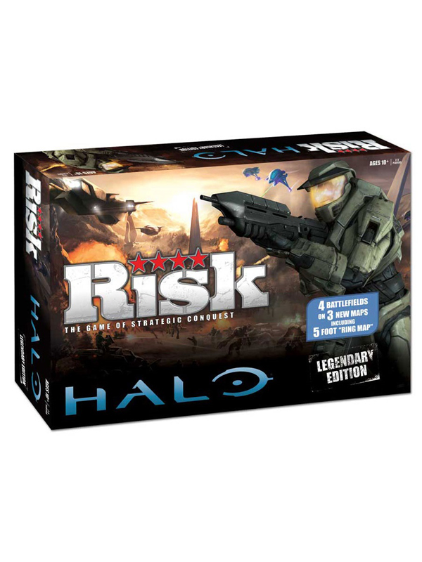 Risiko Halo Legendary Edition Toyslife