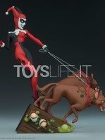 sideshow-batman-dc the-animated-series-harley-quinn-statue-toyslife-05