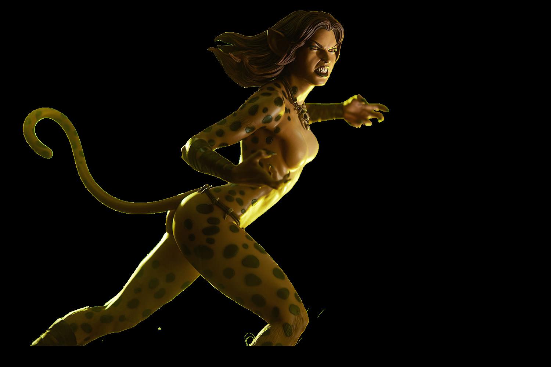 sideshow-dc-comics-cheetah-premium-format
