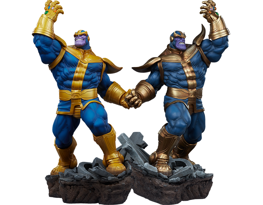 sideshow-marvel-avengers-assemble-thanos-classic-and-modern-statue-toyslife