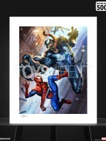 sideshow-marvel-spiderman-vs-venom-unframed-limited-art-print-toyslife-01
