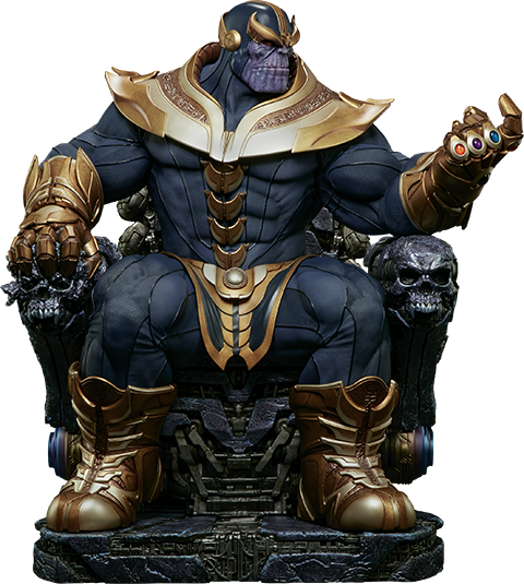 sideshow-marvel-thanos-on-throne-maquette-toyslife