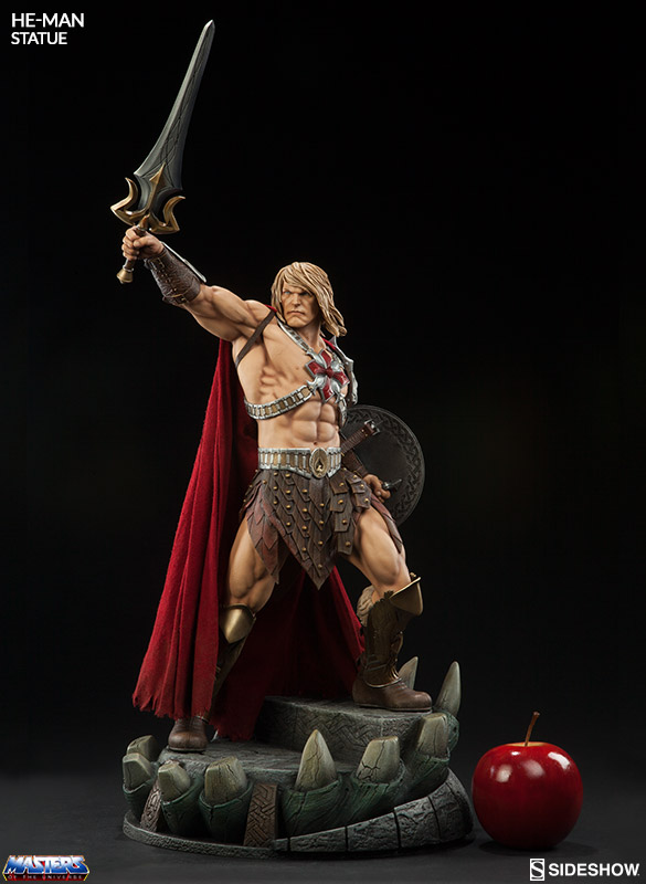Sideshow Masters Of The Universe He Man 1 5 Statue Toyslife