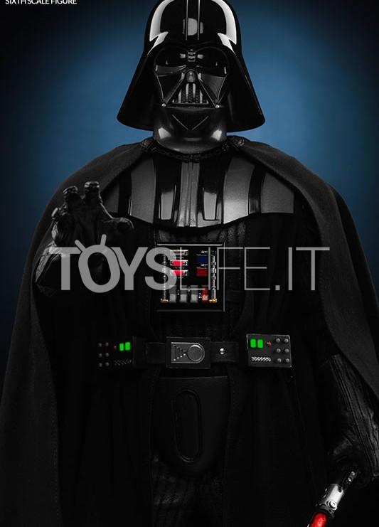 Sideshow Star Wars Darth Vader 1 6 Figure Toyslife