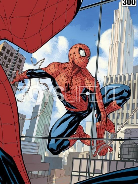 sideshow-the-amazing-spider-man-#800-art-print-toyslife-icon