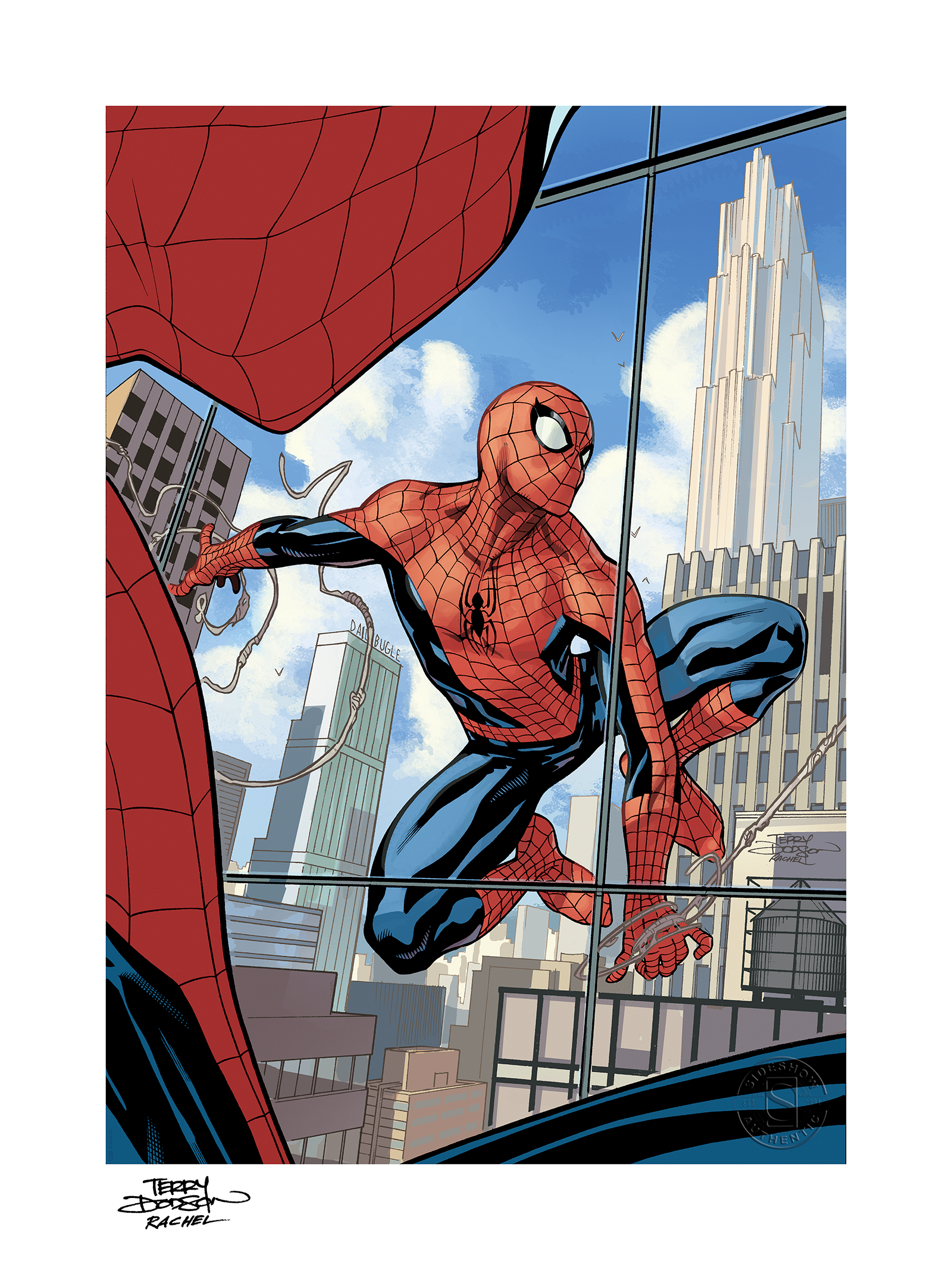 sideshow-the-amazing-spider-man-#800-art-print-toyslife