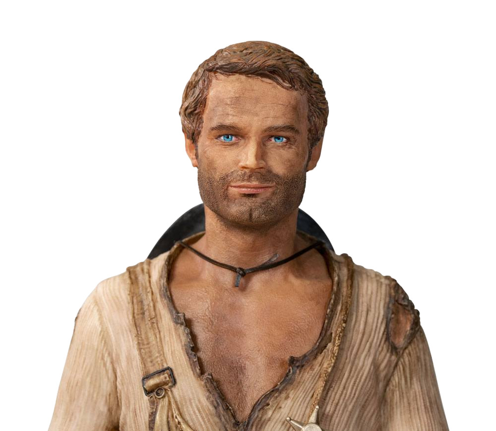 supacraft-terence-hill-1970-1:6-statue-toyslife