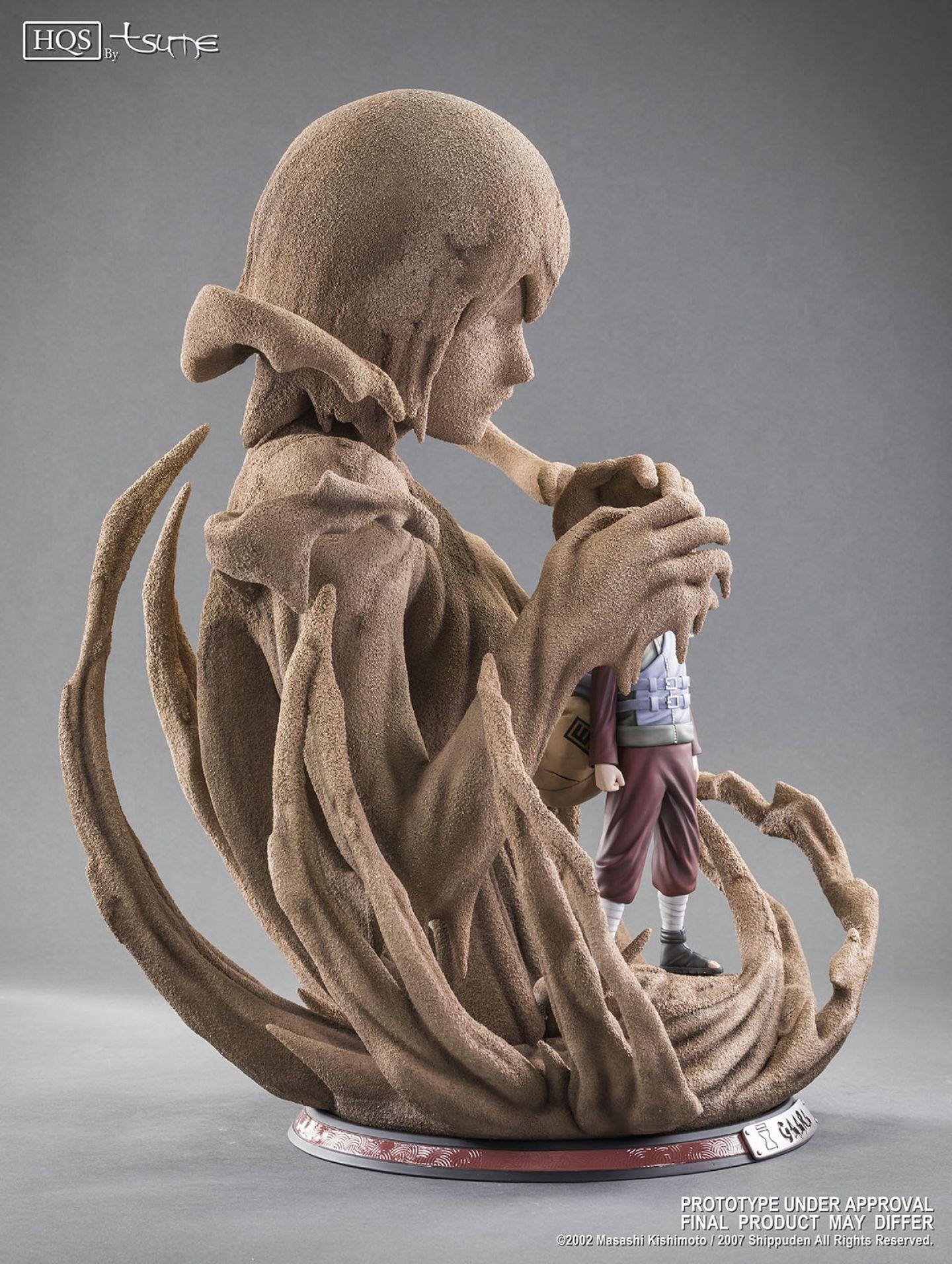Tsume Art Naruto Shippuden Gaara A Father's Hope A Mother