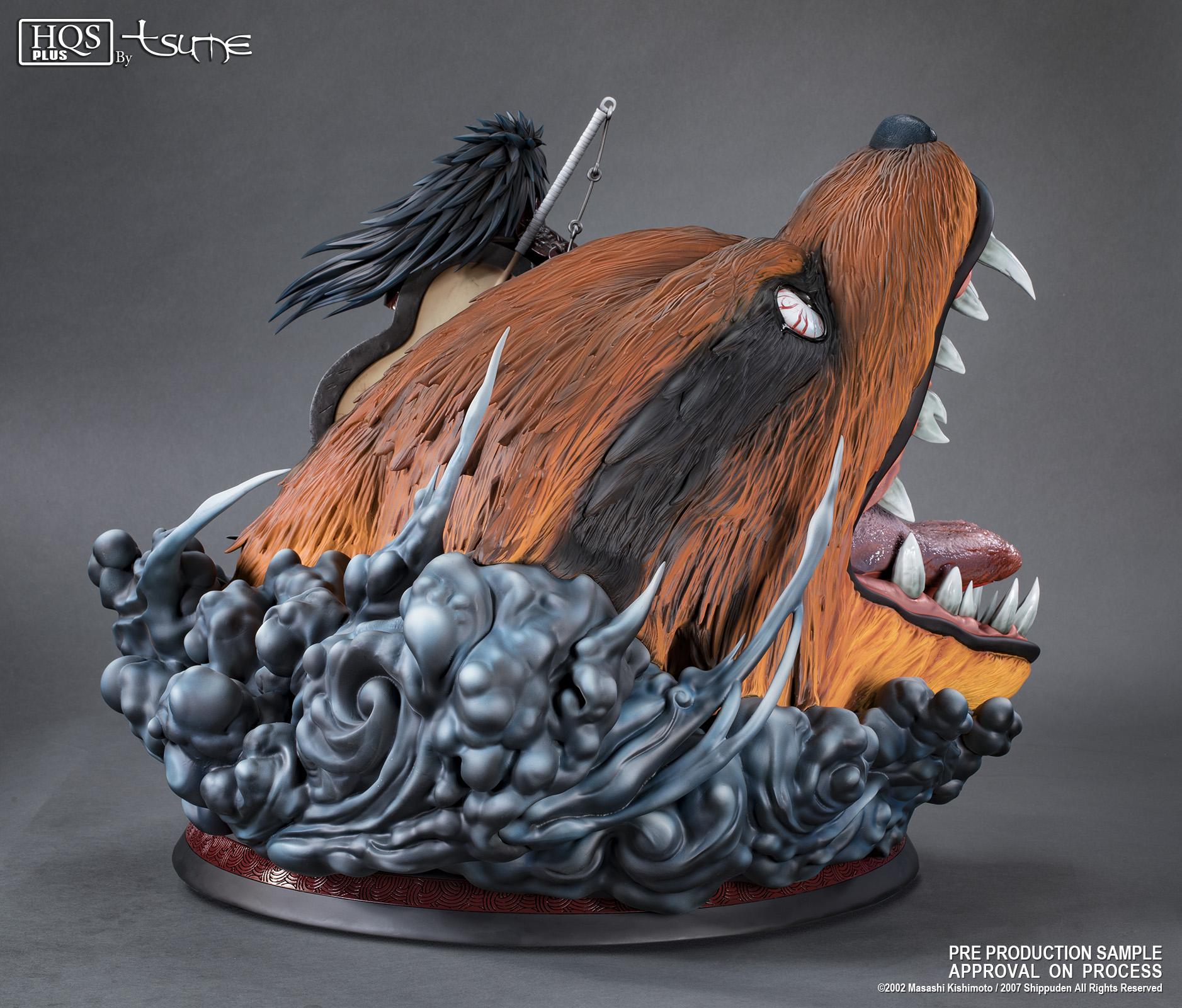 Tsume Art Naruto Shippuden Madara Uchiha HQS+