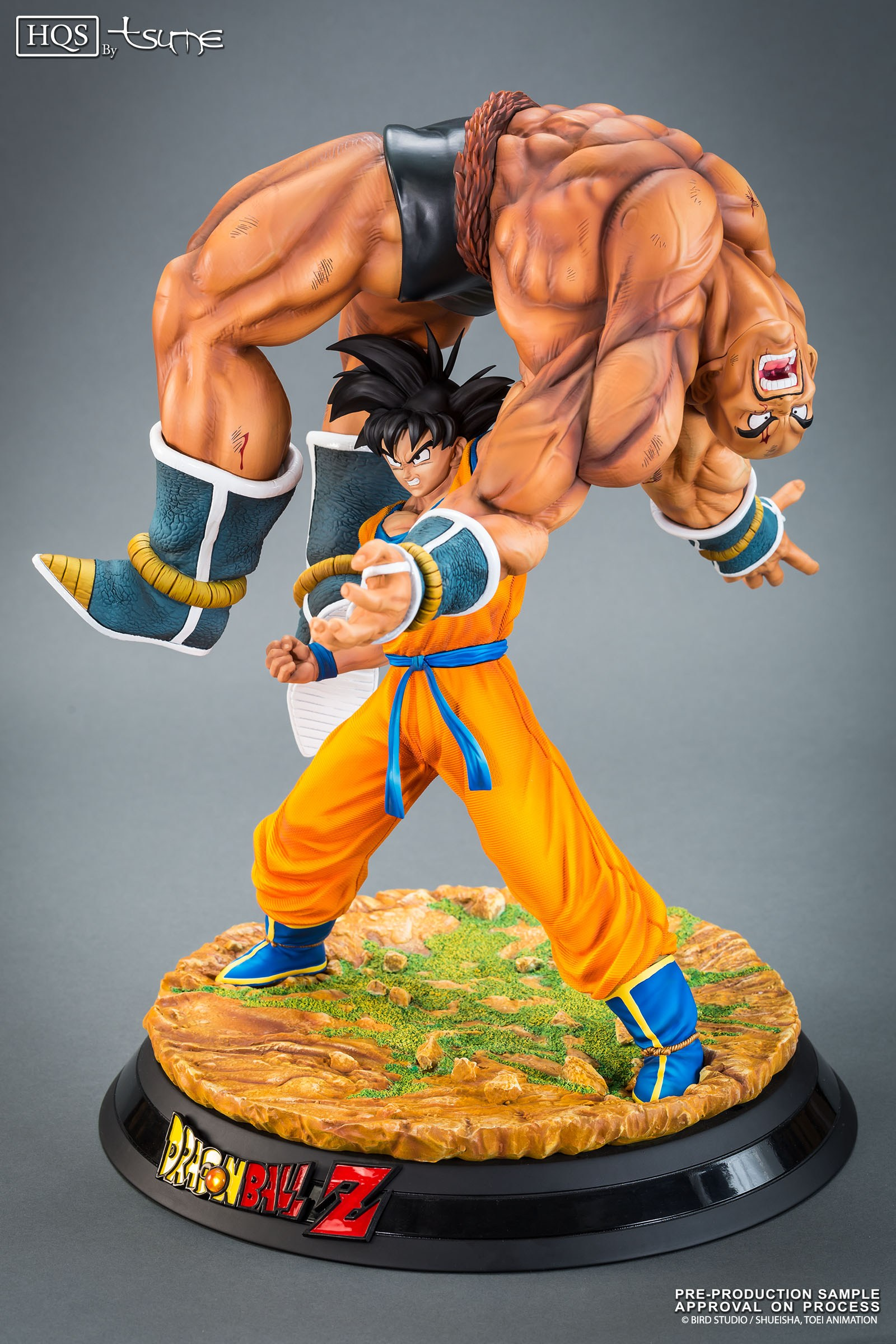 Tsume Art Dragonball Z The Quiet Wrath Of Son Goku HQS