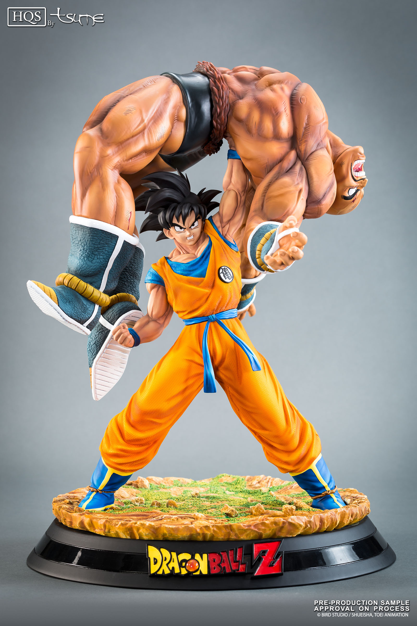 Tsume Art Dragonball Z The Quiet Wrath Of Son Goku HQS