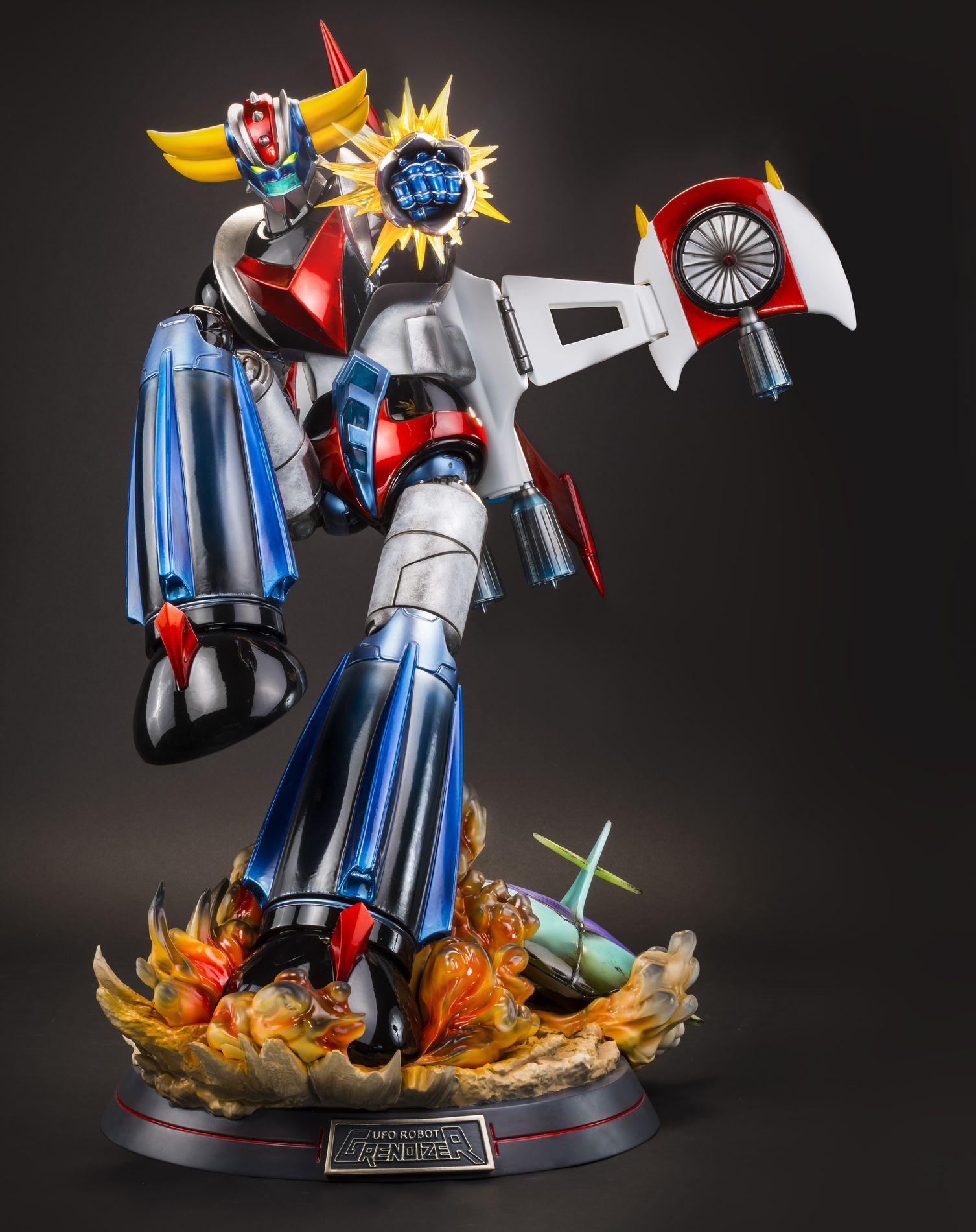 Tsume Art Grandizer HQS Plus Statue
