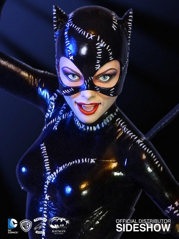 Tweeterhead Catwoman 1 6 Maquette Toyslife