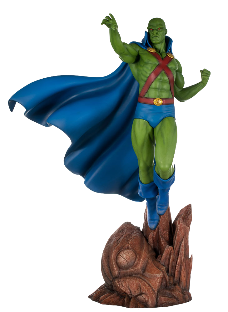 tweeterhead-dc-comics-super-powers-martian-manhunter-maquette-toyslife