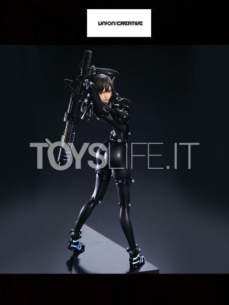 union-creative-gantz-reika-x-shotgun-statue-toyslife-icon