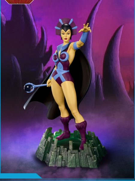 Pop Culture Shock Master Of The Universe Evil Lyn 1:4 Statue