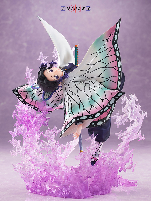 Aniplex Demon Slayer Kimetsu No Yaiba Shinobu Kocho 1:8 Statue