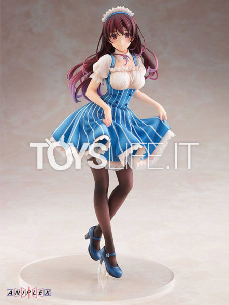 Aniplex Saekano How to Raise a Boring Girlfriend Utaha Kasumigaoka Maid Vers. 1:7 Pvc Statue