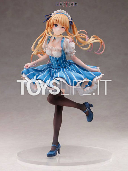 Aniplex Saekano The Movie Finale Eriri Spencer Sawamura Maid 1:7 Pvc Statue