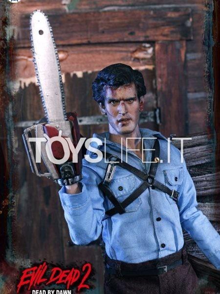 Asmus Toys Evil Dead 2 Ash Williams 1:6 Figure