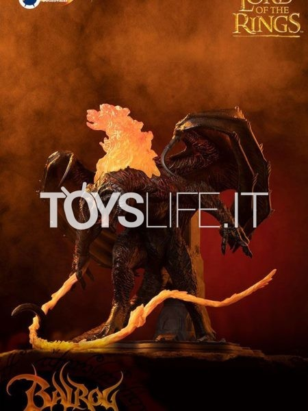 Asmus Toys The Lord Of The Rings Balrog Figure
