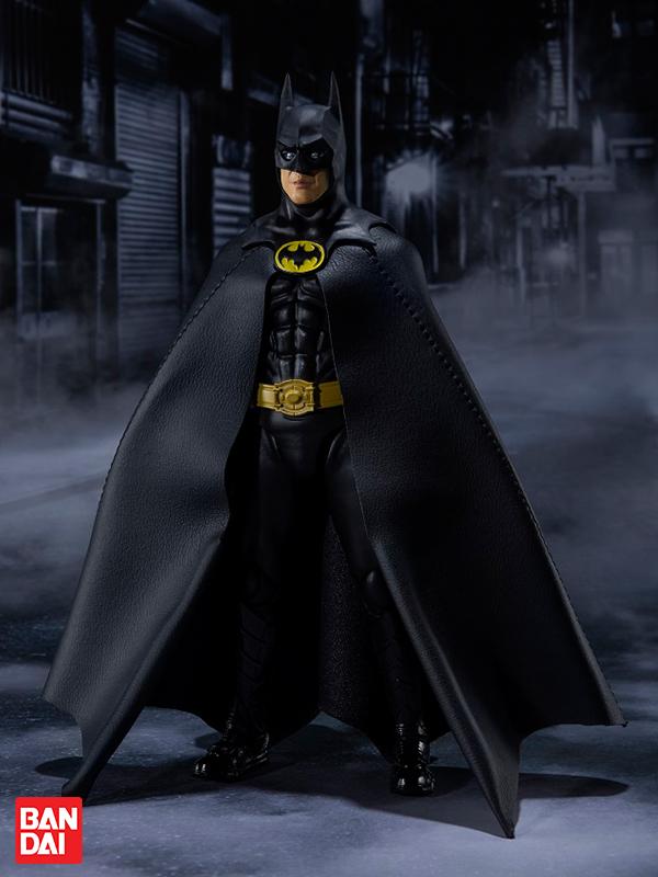 Bandai Batman 1989 Batman S.H. Figuarts Figure