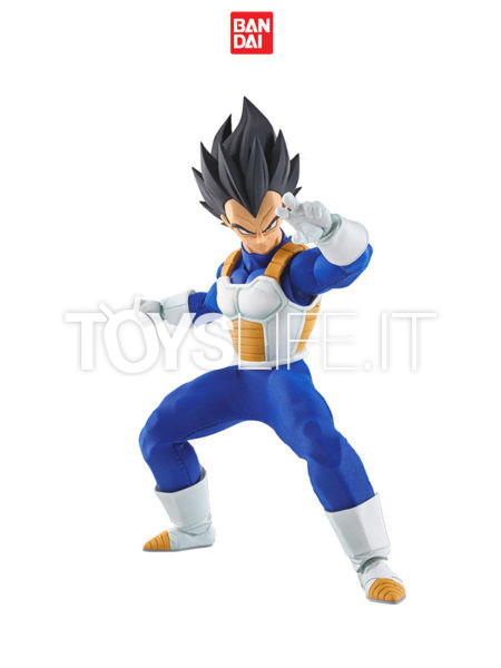 Bandai Dragonball Z Imagination Works Vegeta Figure
