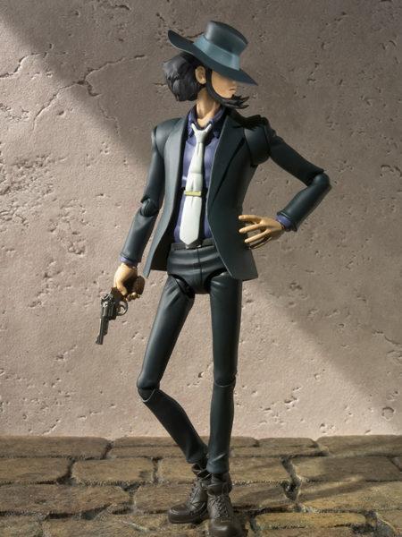 Bandai Lupin III Jigen Figuarts Web Exclusive