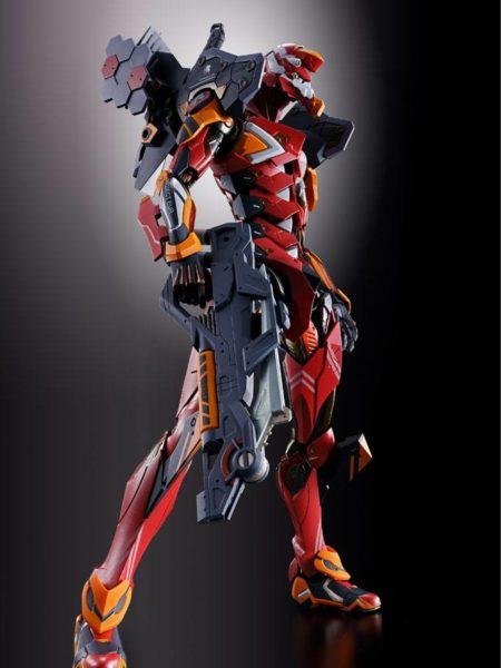 Bandai Neon Genesis Evangelion Eva-02 Metal Build Figure
