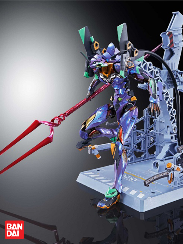 Bandai Neon Genesis Evangelion Eva-01 2020 Metal Build Limited Figure