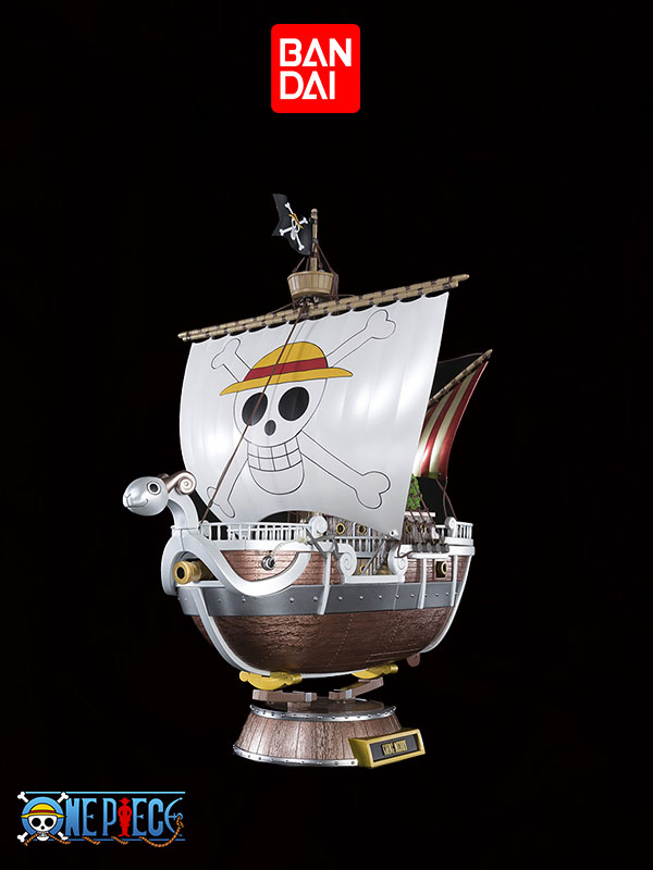 Bandai One Piece Going Merry 20th Anniversary Diecast