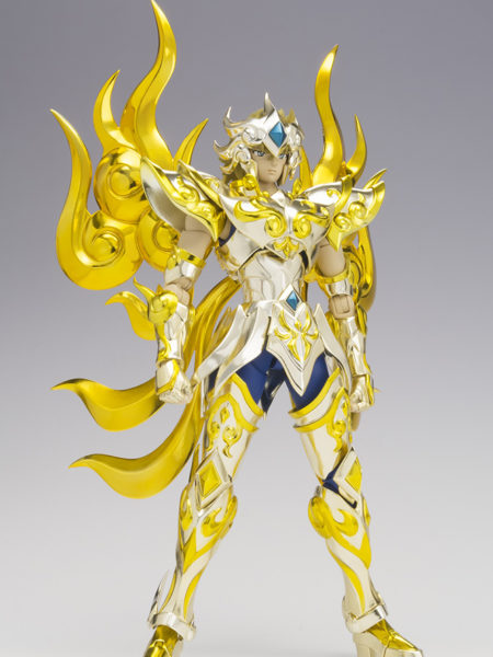 Bandai Saint Seiya Soul Of Gold Aiolia Leo