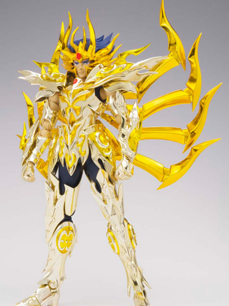 Bandai Saint Seiya Death Mask Cancer Soul Of Gold