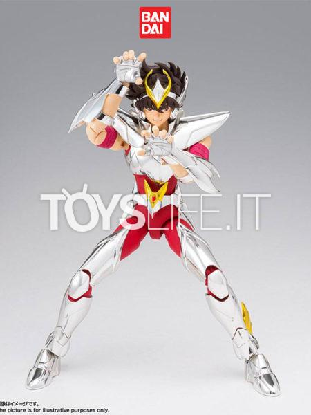 Bandai Saint Seiya Saint Pegasus Seiya Final Bronze Cloth Cloth Myth Ex Figure