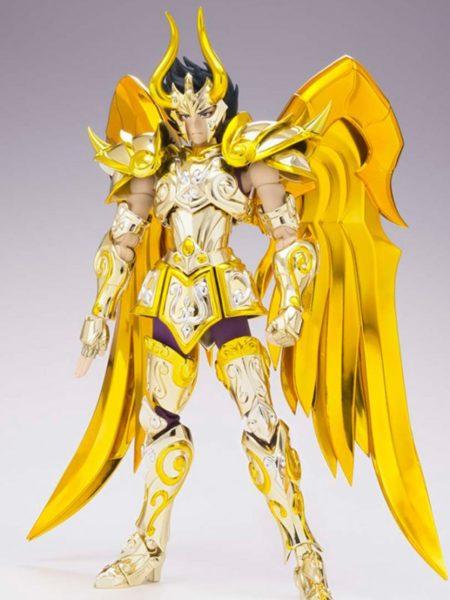 Bandai Saint Seiya Soul Of Gold Shura Capricorn