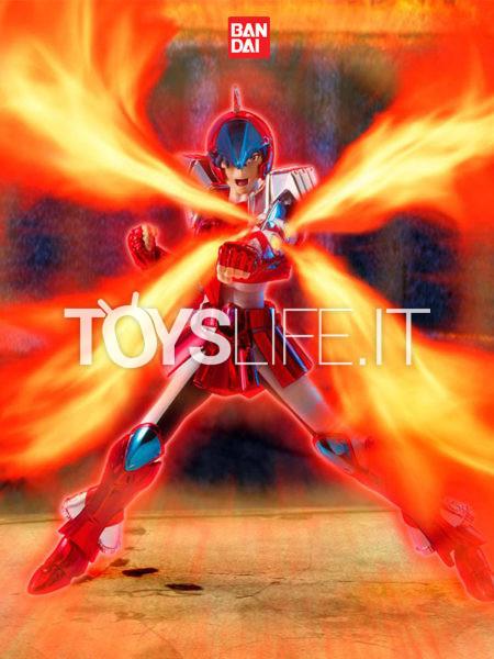 Bandai Saint Seiya Steel Saint Skycloth Sho Revival Myth Ex Figure
