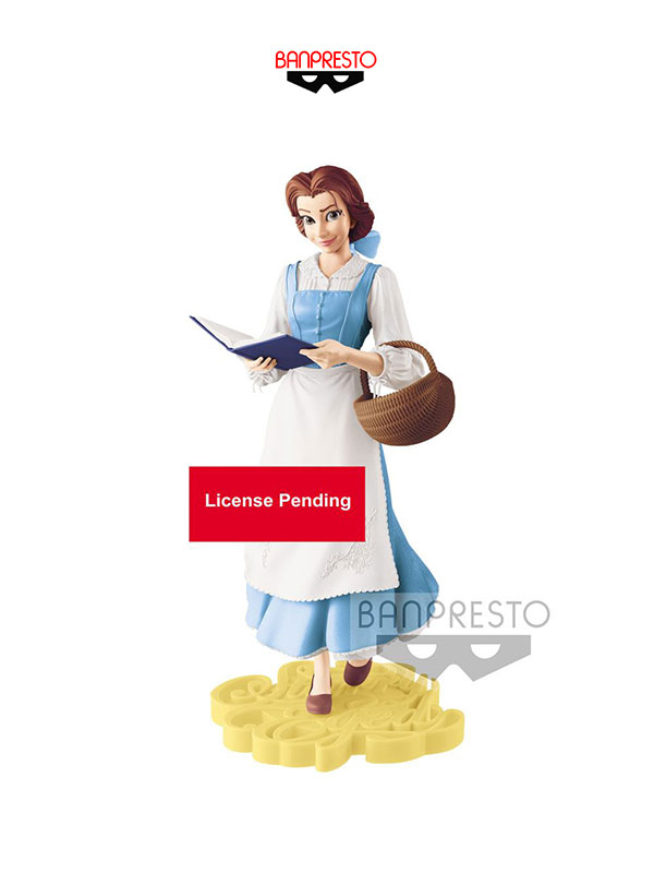 Banpresto Disney Belle EXQ Starry Pvc Figure