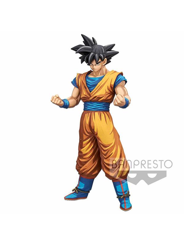 Banpresto Dragonball Z Son Goku Grandista Manga Dimensions