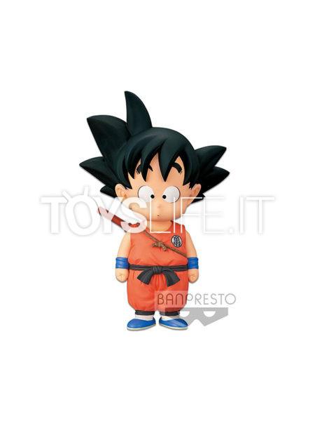 Banpresto Dragonball Son Goku Original Figure Collection Pvc Statue