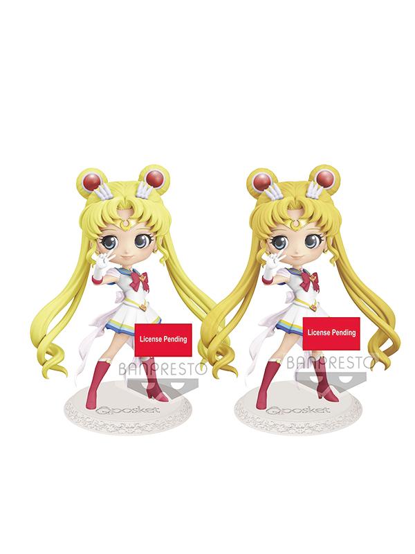 Banpresto Sailor Moon Eternal Sailor Moon Q-Posket Figure