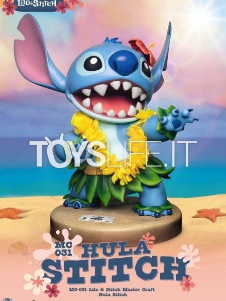 Beast Kingdom Disney Lilo & Stitch Hula Stitch Mastercraft Statue