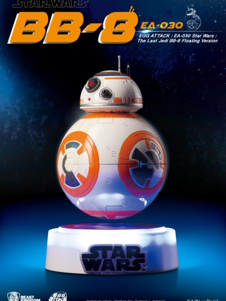 Beast Kingdom Toys Star Wars BB-8 Egg Attack Floating Version Figure