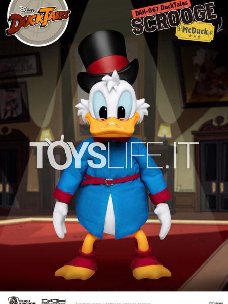 Beast Kingdom Disney Ducktales Scrooge Dynamic 8ction Heroes 1:9 Figure