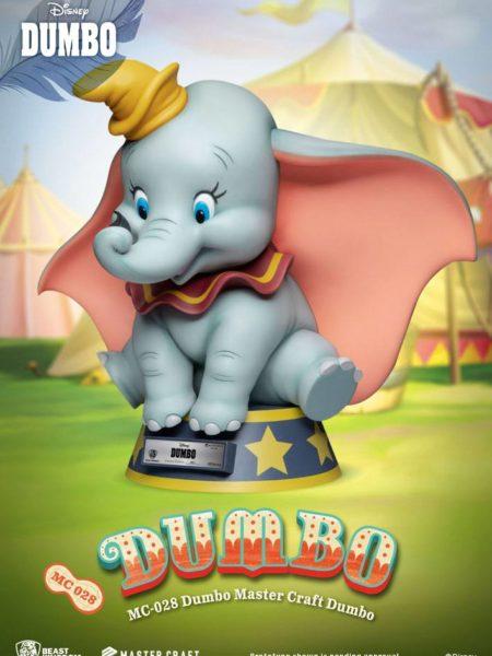 Beast Kingdom Toys Disney Dumbo Mastercraft Statue