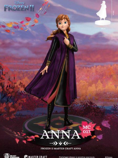 Beast Kingdom Toys Disney Frozen 2 Anna 1:4 Mastercraft Statue