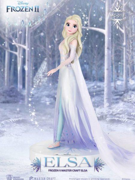 Beast Kingdom Toys Disney Frozen 2 Elsa 1:4 Mastercraft Statue