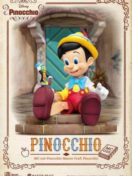Beast Kingdom Toys Disney Pinocchio Mastercraft Statue