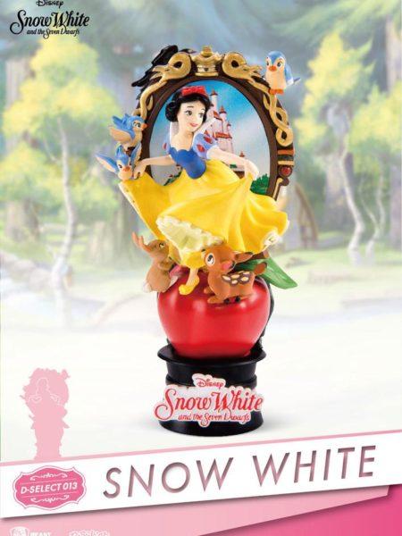 Beast Kingdom Toys Disney SnowWhite Pvc Diorama