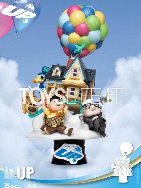 Beast Kingdom Toys Disney UP Pvc Diorama